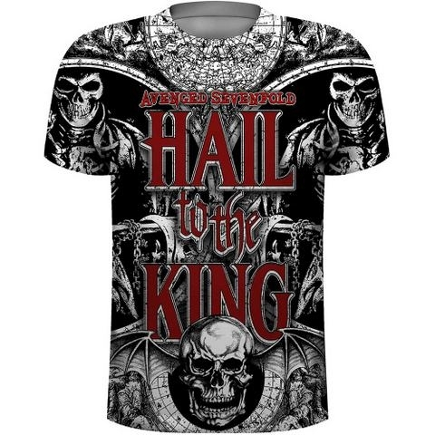 Avenged Sevenfold Chalice (Sublimation) T Shirt