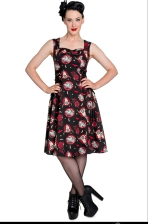 Hell Bunny AIYANA Lace Dress