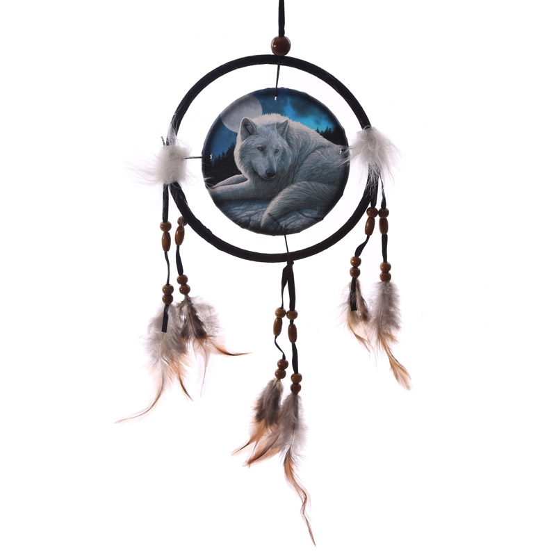 Lisa Parker Dreamcatcher - Guardian of the North 16cm
