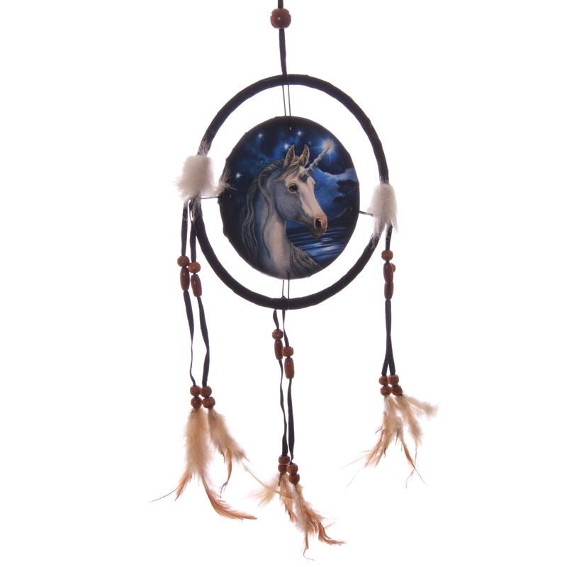Lisa Parker Dreamcatcher - Unicorn 16cm